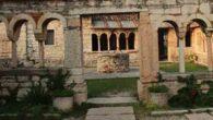 Giovedì 20 luglio 2017, ore 21.00, nella Pieve di San Giorgio a S. Ambrogio di Valpolicella (Vr) l'Orchestra di Padova e del Veneto, diretta da Maffeo Scarpis, esegue le Sinfonie nn. 2 e 4 di Schubert