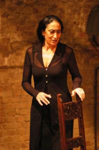 Maria Grazia Mandruzzato, attrice