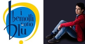 """Domenica 22 ottobre alle 18.00, Axel Trolese, sarà alla Sala Alessandro IV del Palazzo papale per """"Debussy e il suo tempo"""" nell'ambito del 1° Festival """"I Bemolli sono Blu"""" (15 ottobre-18 dicembre 2017) promosso dall'Associazione Musicale Muzio Clementi"""