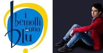 "A ottobre ""I bemolli sono blu"" per Axel Trolese"