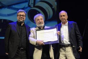 Marco Segato Gianni Amelio Francesco Bonsembiante