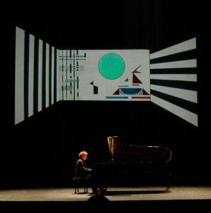 Mikhail Rudy e i Tableaux d'une exposition