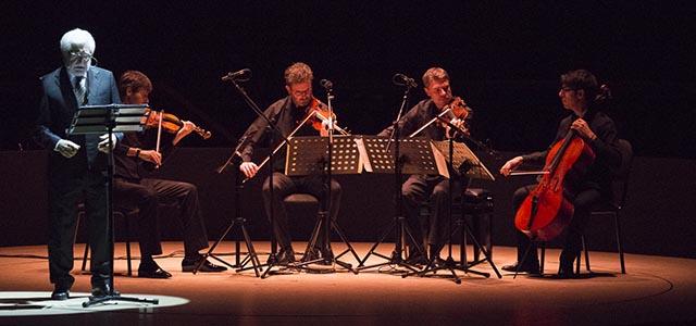 Musikè conclude la sua sesta edizione con Ugo Pagliai e il Quartetto Prometeo