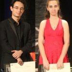 Axel Trolese ed Elizaveta Kliuchereva