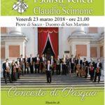 Solisti Veneti Concerto Piove di Sacco