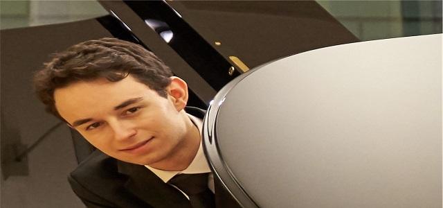 Axel Trolese ritorna all'Amiata Piano Festival per un galà di pianoforte