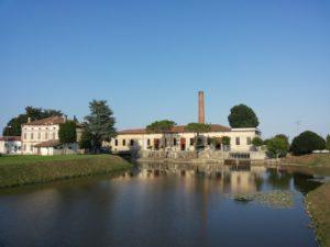 Idrovora di Santa Margherita a Codevigo (PD)