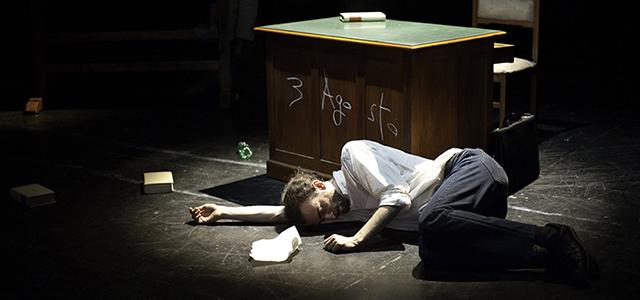 """In scena a Rovigo il Leopardi """"Fuori misura"""" di Manifatture Teatrali Milanesi"""