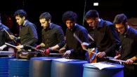 """Mercoledì 30 maggio alle 21.00 al Teatro Aldo Rossi di Borgoricco (PD) i percussionisti dell'ensemble Takt Time si esibiranno in un concerto intitolato """"Disordine e ordine"""""""