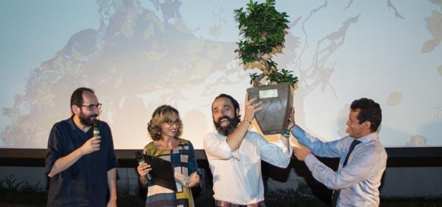 "Euganea Film Festival consegna il ""Premio Crédit Agricole Friuladria – Parco Colli Euganei"" a Thomas Torelli"