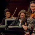 """Mercoledì 4 luglio, alle 21.00, verranno eseguite due famose pagine di W. A. Mozart: il Concerto per violino e orchestra n. 4 in re maggiore K 218 che vedrà impegnata Sonig Tchakerian nella doppia veste di violino solista e concertatore, e la Sinfonia n. 38 """"Praga"""" K 504 diretta dal Maestro Nicola Simoni."""