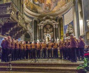 il Coro della S.A.T. in concerto per Musikè