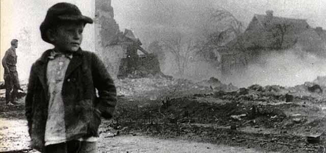 La Grande Guerra vista con gli occhi di un bambino