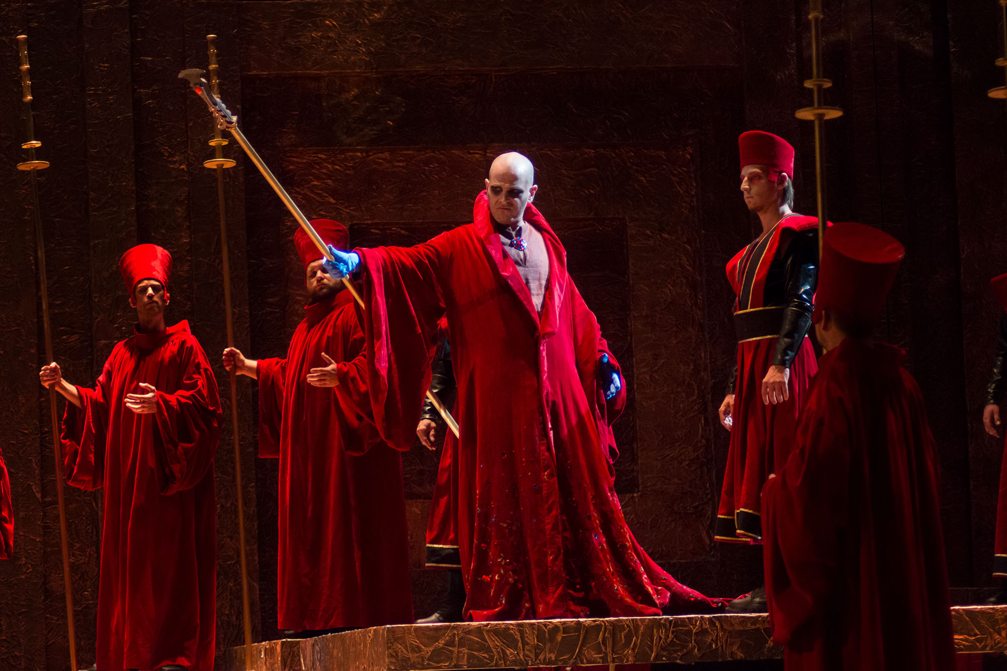 Nabucco al Teatro Verdi di Padova