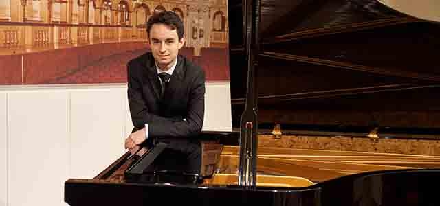 Axel Trolese sarà ospite all'Auditorium Parco della Musica di Roma