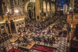 Il concerto di Natale dell'OPV alla Basilica del Santo