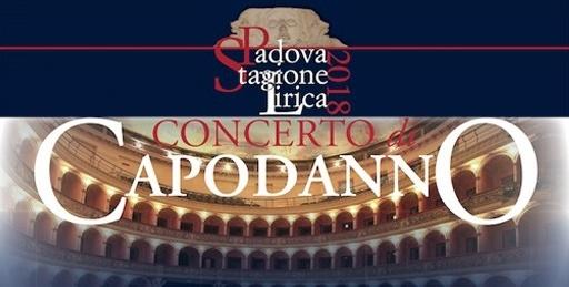 Concerto di Capodanno al Teatro Verdi di Padova
