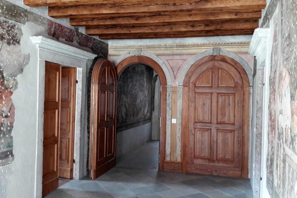 """Palazzo Doglioni detto il """"Botegòn"""""""