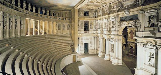XXVIII Settimane Musicali al Teatro Olimpico. In cammino