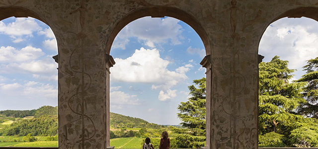"""Si conclude domenica 29 settembre a Villa dei Vescovi, Bene del FAI – Fondo Ambiente Italiano, a Luvigliano di Torreglia (PD) il ciclo di incontri dedicati alla riscoperta in chiave contemporanea dei benefici di una """"vita sobria""""."""