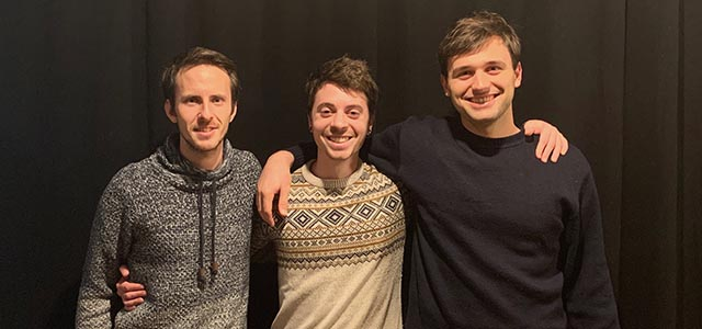 Tre concerti vicini per dare inizio alla stagione 2019/2020 di «Taverna Maderna», nuova associazione di compositori e sound-artists volta ad incoraggiare la creazione e la diffusione della musica del presente.