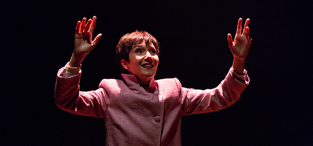 Ada. La Solitaria: Elsa Bossi dà voce alla prosa di Ada Negri
