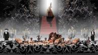 Sarà l'immortale Don Giovanni, capolavoro senza tempo di W.A. Mozart, a chiudere la Stagione Lirica 2019, domenica 29 dicembre 2019, ore 18.00 e martedì 31 dicembre 2019, ore 20.45 al Teatro Verdi di Padova