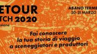 Online il bando per partecipare al Detour Pitch 2020, un'opportunità per gli autori di far conoscere il proprio soggetto cinematografico a sceneggiatori e produttori.