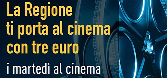 Cinema di qualità. In Veneto il biglietto costa solo tre euro