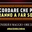 Le sale cinematografiche riaccendono le luci. Il flashmob, organizzato da ANEC, si svolgerà venerdì 8 maggio dalle ore 21.25 in contemporanea con la 65a edizione dei Premi David di Donatello.