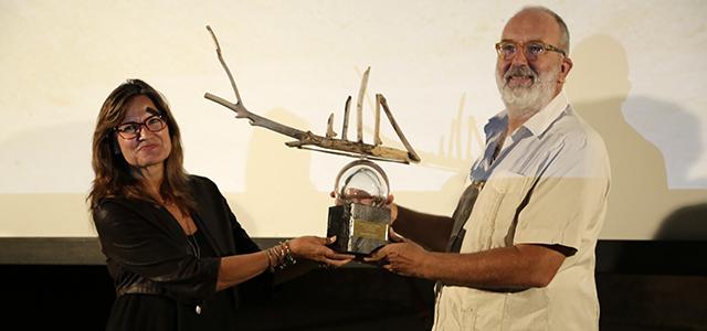 """Carlo Presotto vince il """"Premio Crédit Agricole Friuladria – Parco Colli Euganei"""""""