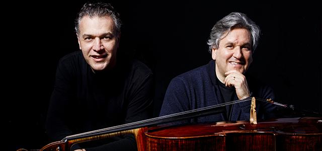 Piovano e Pappano, duo d'eccezione per Musikè