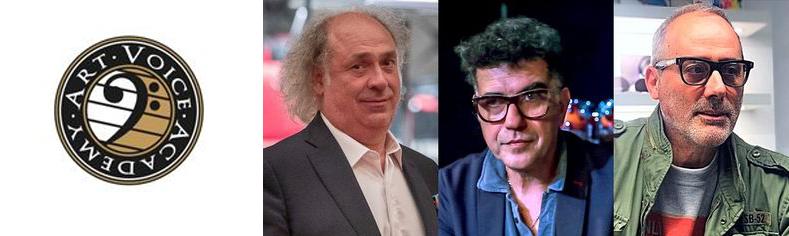 Diego Basso, Marco Falagiani e Umberto Labozzetta