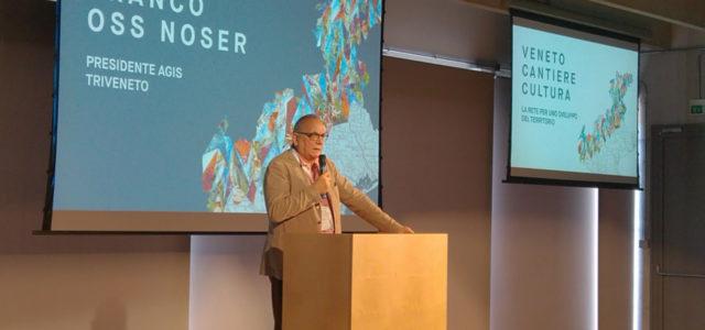 Franco Oss Noser, presidente dell'Unione Interregionale Triveneta Agis: «Finalmente il comparto dello spettacolo ha l'attenzione che merita. Nel 2021 auspichiamo un ristoro anche per i lavoratori intermittenti del settore»