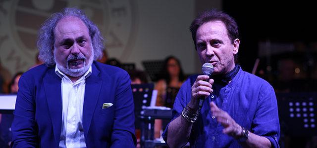"""Nasce """"Young Pop Rock Music Award"""", la prima borsa di studio in Italia dedicata a Stefano D'Orazio, ideata dal Maestro Diego Basso, direttore Artistico di Art Voice Academy e da Roby Facchinetti."""