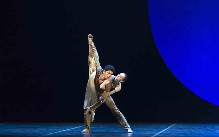 """Tre stelle della danza portano in scena """"Preludes"""""""