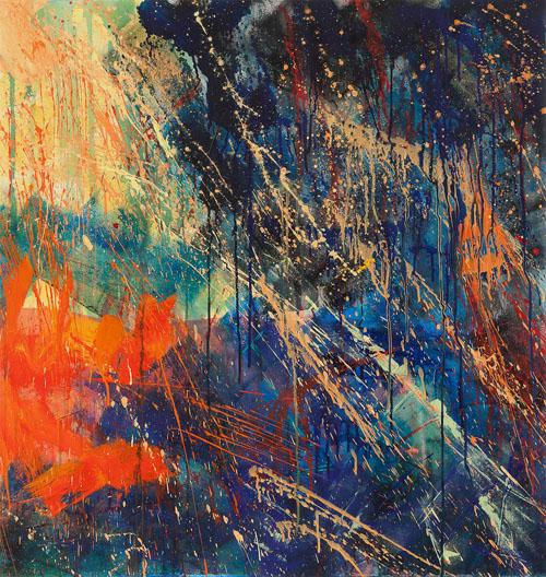 """Il """"contemporaneo"""" di Carla Rigato in mostra a Rovigo"""