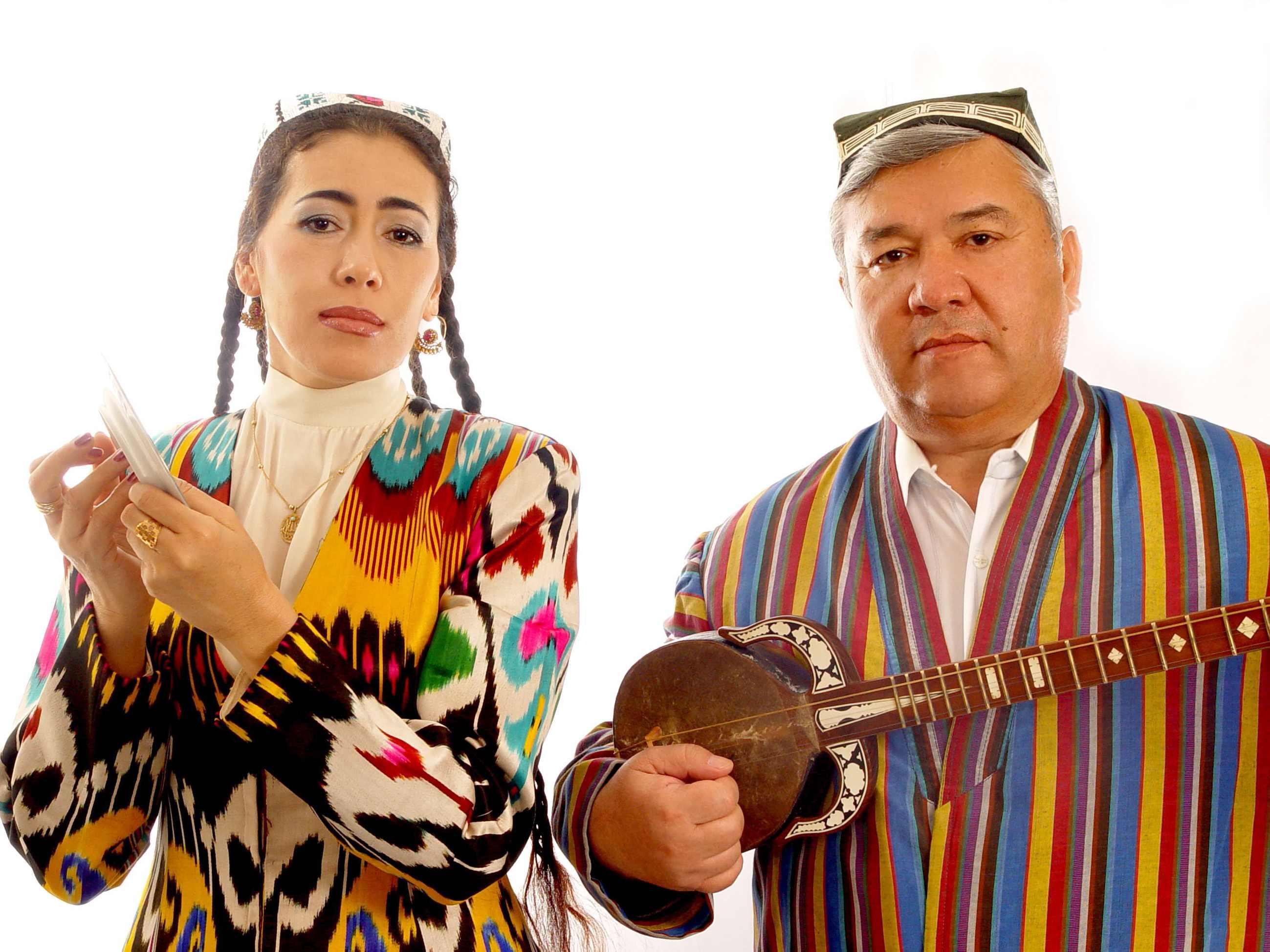 A Musikè la voce dell'Uzbekistan