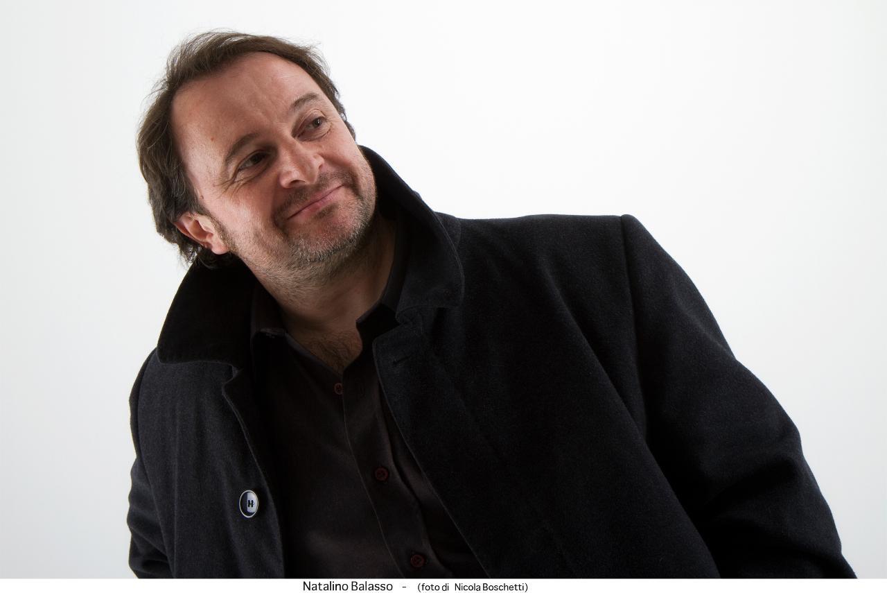 Natalino Balasso alla Trattoria Ballotta per il Premio Ruggero Gamba 2012