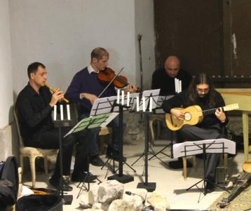 Danze tra Rinascimento e Barocco a castello e in villa