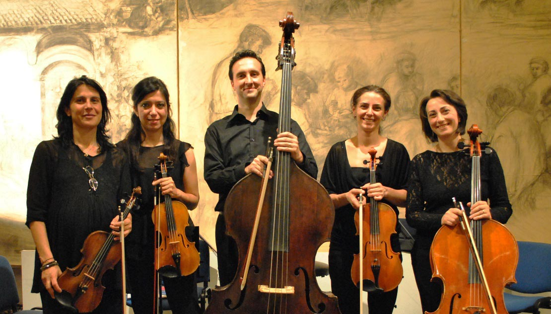 Il Quintetto d'archi Malibran e la musica strumentale italiana tra Settecento e Ottocento