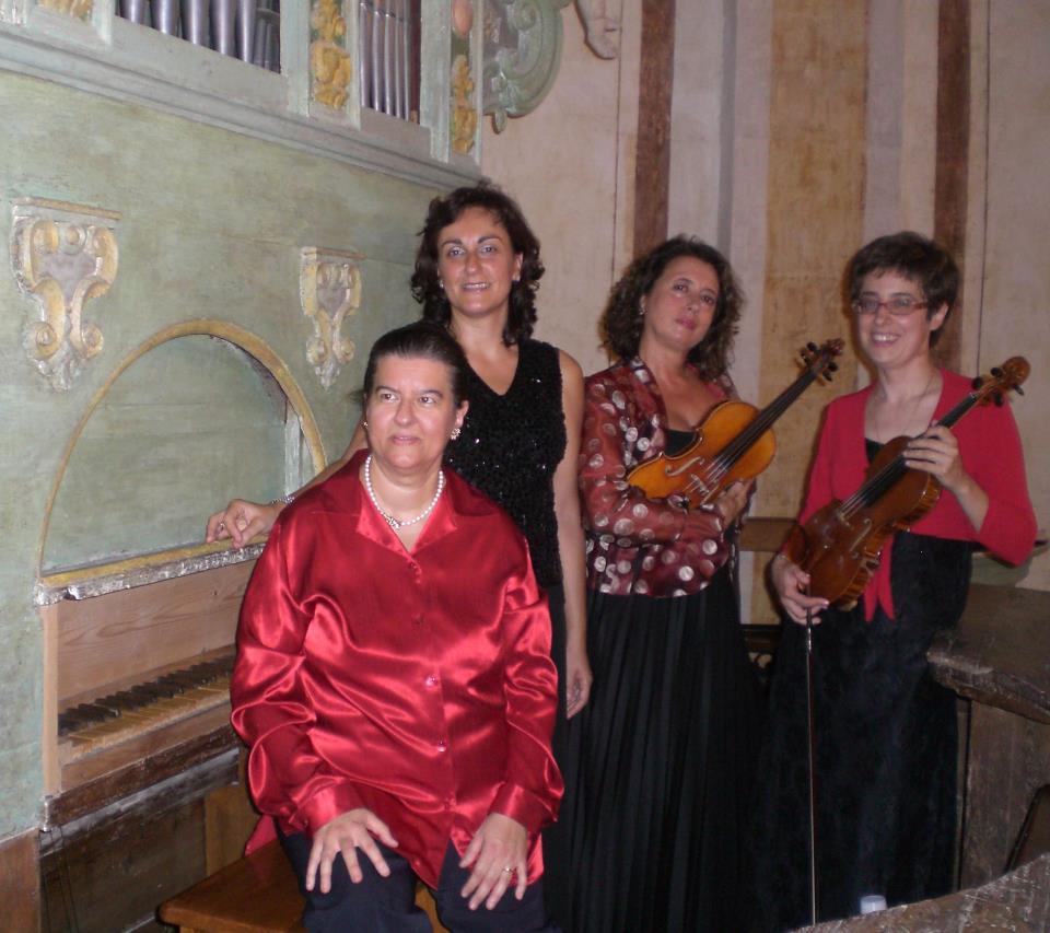 "Concerto ""in rosa"" al Santuario della Madonna Pellegrina"