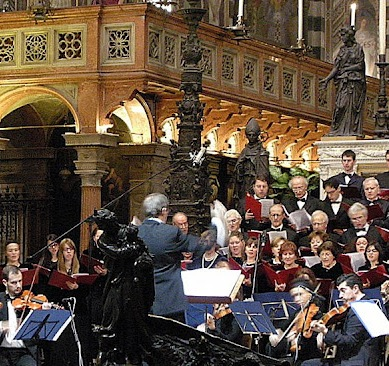 Conclusione corale per i concerti di ottobre al Santuario della Madonna Pellegrina
