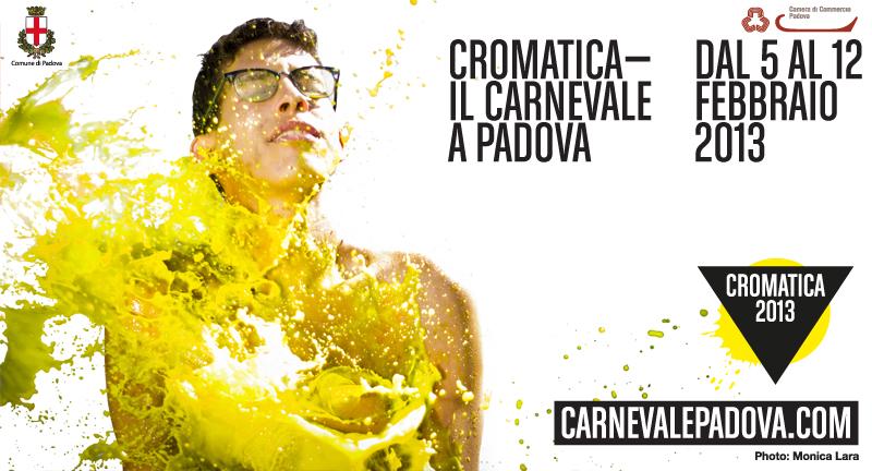 Cromatica. Il Carnevale a Padova
