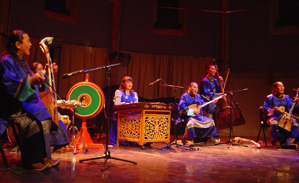Danze, canti, suoni e colori dalla Mongolia a Palazzo della Ragione