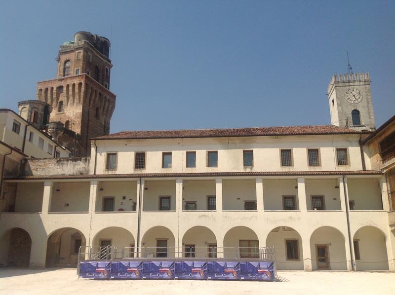 Eventi a Corte. Il Castello Carrarese di Padova torna a nuova vita