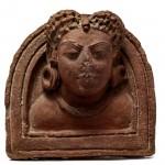 Busto in terracotta