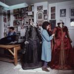 Lavorazione abiti per Opera DON CARLO di Piero Tosi