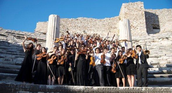 Esauriti i biglietti per Shlomo Mintz con i ragazzi dell'Orchestra Giovanile Nazionale della Turchia