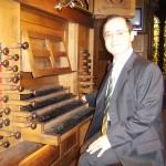 Giorgio Parolini, organista